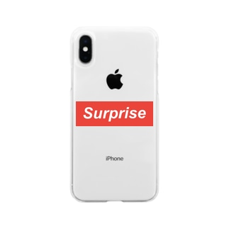 Surprise Soft clear smartphone cases