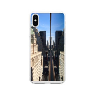 Morning Glory  Soft clear smartphone cases