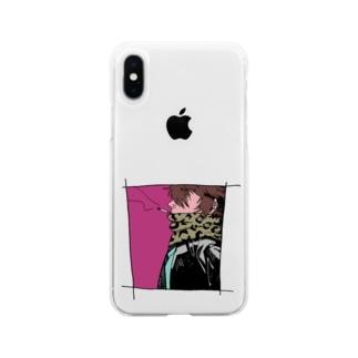 不良少年3 Soft clear smartphone cases