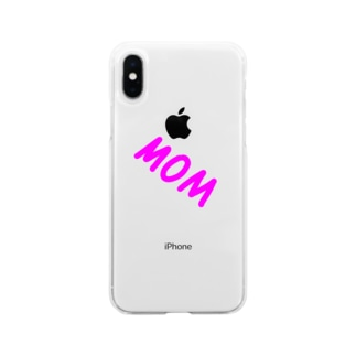 Mother's day is coming Soft clear smartphone cases