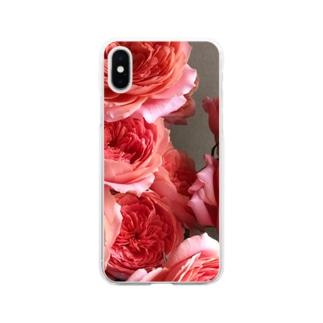 ジュビリーセレブレーション  ソフトクリア Soft clear smartphone cases