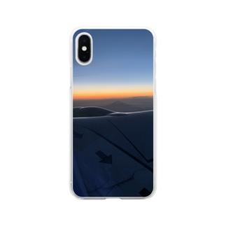 🗻Mt.fuji Soft clear smartphone cases