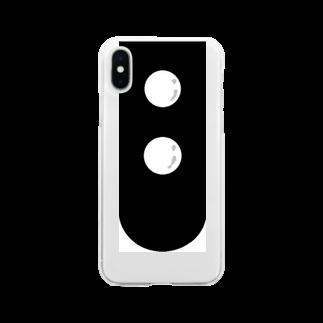 アメリカンベースのドリーム Soft clear smartphone cases