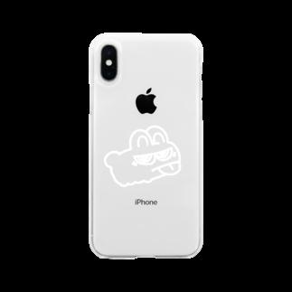 5%のstress USAGI Soft clear smartphone cases