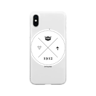 なにこれ Soft clear smartphone cases
