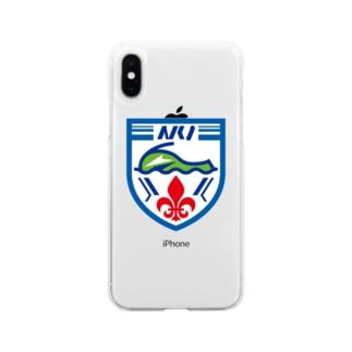 パ紋No.3359 AKI Soft clear smartphone cases