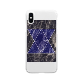 数理学 Soft clear smartphone cases