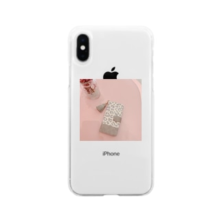 今っぽiphone11 Pro/11 Pro Max/XR手帳おすすめケース Soft clear smartphone cases