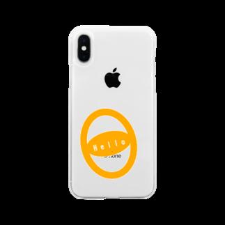 しおい&しおん  毎月下旬 定価セールのHello Soft clear smartphone cases