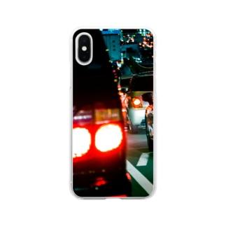 ソフトクリアスマホケース Soft clear smartphone cases