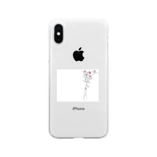 irozuki Soft clear smartphone cases