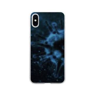 Lost'knotの君…もしかしてサ○ヤ人? Soft clear smartphone cases