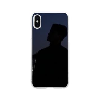 恋人 Soft clear smartphone cases
