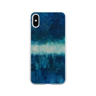 Forest_Oil painting Soft clear smartphone cases