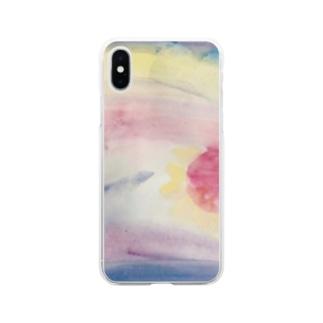 さゆけーす Soft clear smartphone cases