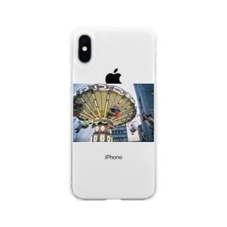 進化した ブランコ(?) Soft clear smartphone cases