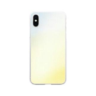 訪れ Soft clear smartphone cases