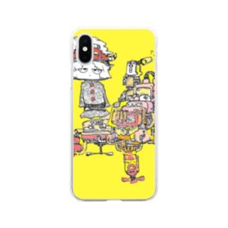 打破 Soft clear smartphone cases