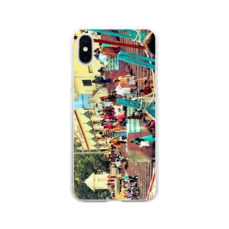 Ganga India  Soft clear smartphone cases