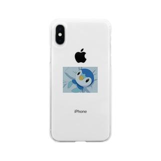 ぽっちゃま Soft clear smartphone cases