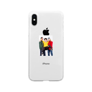 ガードマン Soft clear smartphone cases