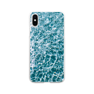 Re:Morayのゆらゆら Soft clear smartphone cases