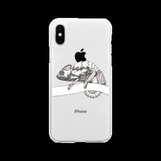 Deku-no-BouのMEKAMEREON Soft clear smartphone cases