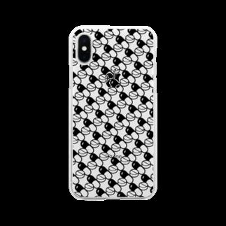 Lunatic MOONのおくすり Soft clear smartphone cases