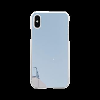 梢の白む Soft clear smartphone cases