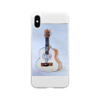 Paveseのカヴァキーニョ Soft clear smartphone cases