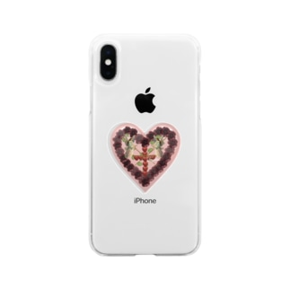 Fayette Soft clear smartphone cases