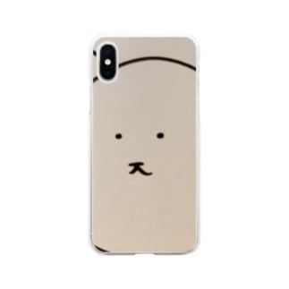 SASUKE Soft clear smartphone cases
