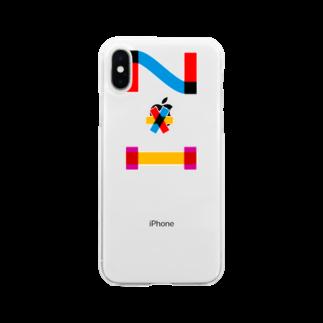 marikiroのZI initial Soft clear smartphone cases