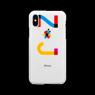 marikiroのZJ initial Soft clear smartphone cases