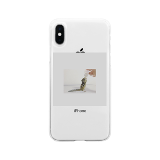 pot4to(saika)のみるくとりす Soft clear smartphone cases