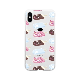 ICE POP USASA Soft clear smartphone cases