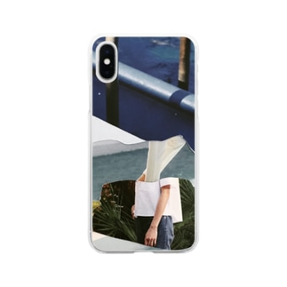 summer pillow Soft clear smartphone cases