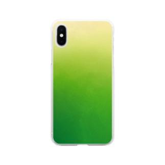 CREAM_SODA Soft clear smartphone cases