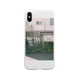 タンクアンドタンク Soft clear smartphone cases