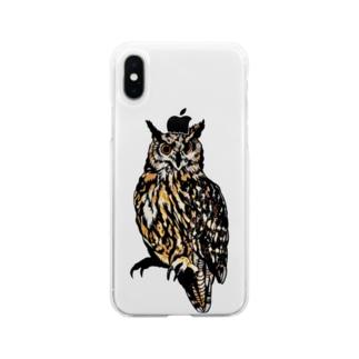 mou-kin-rui Soft clear smartphone cases