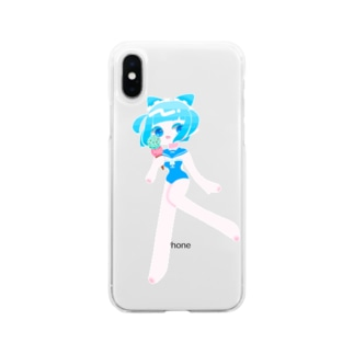ZENSHIN  Soft clear smartphone cases