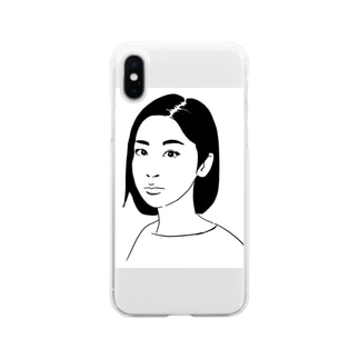 My Girl, Rock & Roll. Soft clear smartphone cases