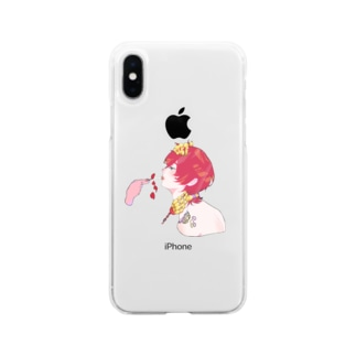 BEAUTIFUL HOLIC Soft clear smartphone cases