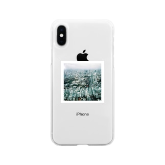 TOKYO Soft clear smartphone cases
