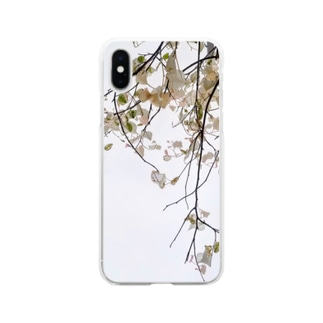 FLOWERleaf Soft clear smartphone cases