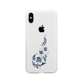 suzuyaのトライバル調.2 Soft clear smartphone cases