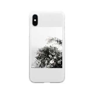 mimosa Soft clear smartphone cases