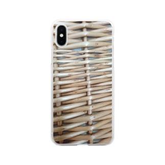 EMIの木製?じゃないよ Soft clear smartphone cases