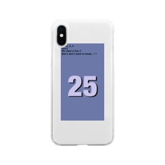 2-5 Soft clear smartphone cases
