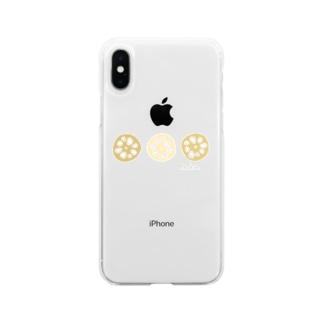 れんこん〜Renkon〜 Soft clear smartphone cases